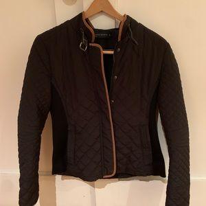 Zara Equestrian-style Riding Jacket